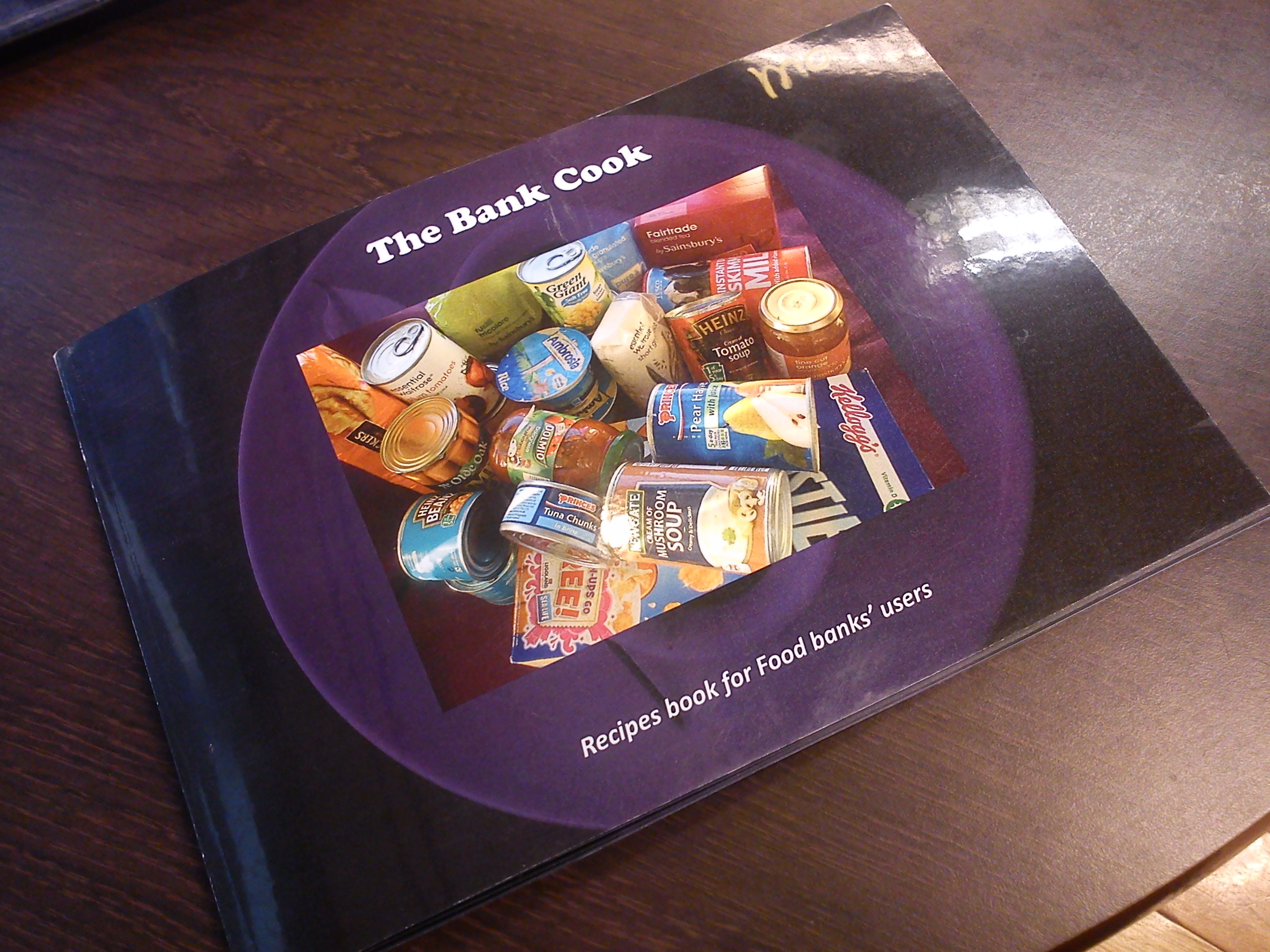 The bank cook book made by hortense the bank cook book forumfinder Gallery