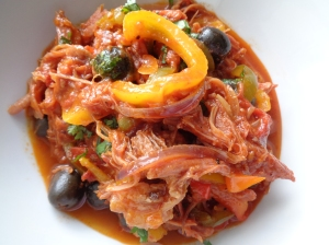Ropa Vieja in all its glory