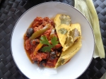See recipes in the next post - Tamale & Ropa Vieja