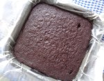Cooling brownie