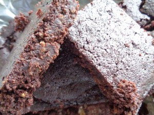 H's Vegan Brownies