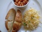 Potato, beans, cheese 2