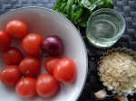Tomato dip ingredients