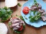 Brioche bun & Turkey sandwich 2