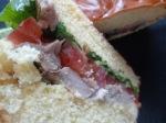 Brioche bun & Turkey sandwich 3